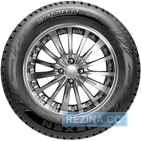 Купить Зимняя шина NEXEN Winguard WinSpike WH62 195/55R16 87T (Шип)
