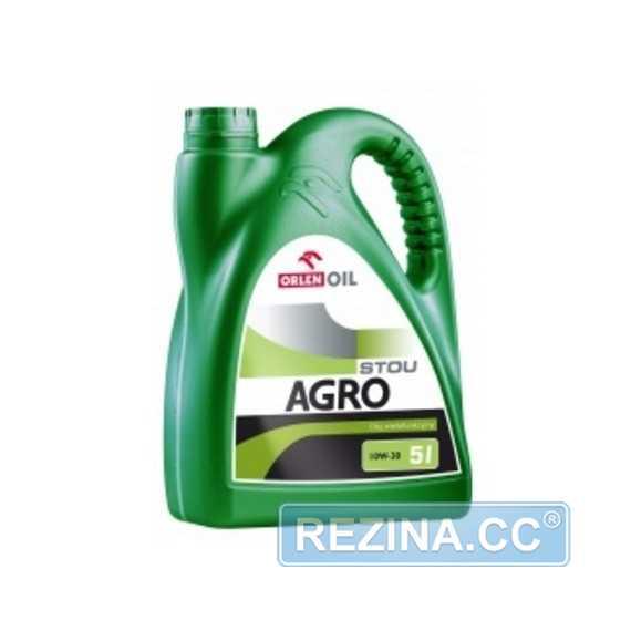 Моторное масло ORLEN AGRO STOU - rezina.cc