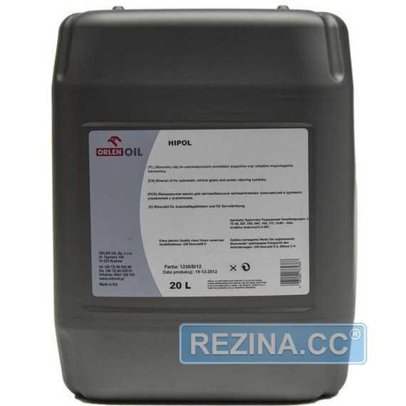 Трансмиссионное масло ORLEN HIPOL 10F - rezina.cc