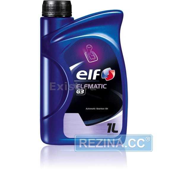 Трансмиссионное масло ELF Elfmatic G3 - rezina.cc
