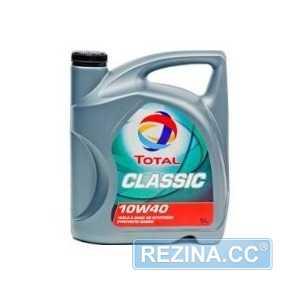 Купить Моторное масло TOTAL Classic 10W-40 (5л)