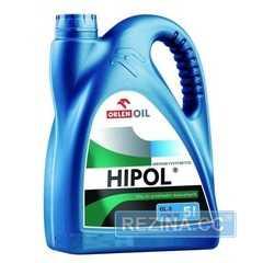 Купить Трансмиссионное масло ORLEN Hipol Semisynthetic 75W-90 (5л)