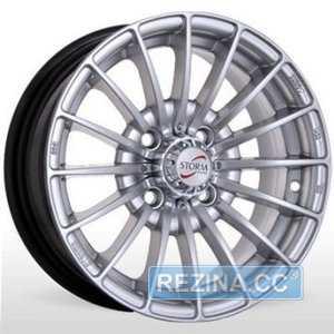 Купить STORM W-889 S R14 W6 PCD4x98 ET25 DIA58.6