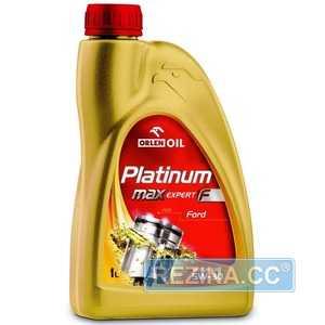 Купить Моторное масло ORLEN PLATINUM MAX EXPERT F 5W-30 (1л)