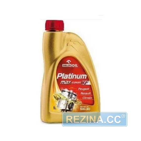 Моторное масло ORLEN PLATINUM MAX EXPERT - rezina.cc
