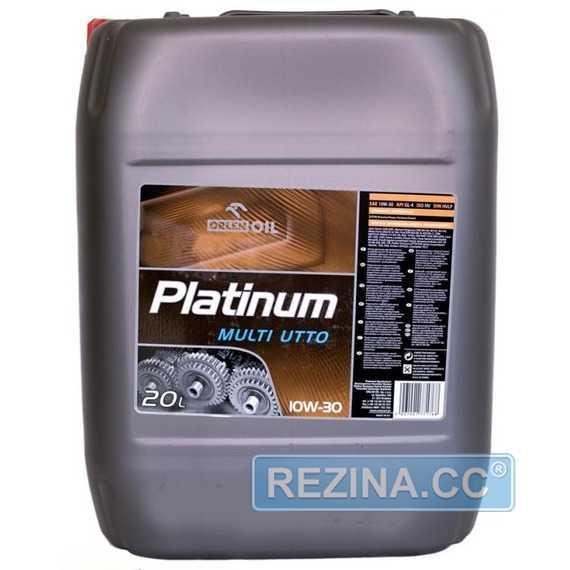 Трансмиссионное масло ORLEN PLATINUM MULTI UTTO - rezina.cc
