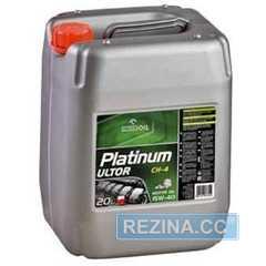 Моторное масло ORLEN Platinum ULTOR OPTIMO - rezina.cc