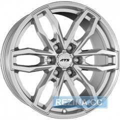 Купить ATS Temperament Royal Silver R20 W9.5 PCD5x150 ET52 DIA110.1