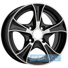 Купить ANGEL Luxury 506 BD R15 W6.5 PCD5x108 ET35 HUB63.4