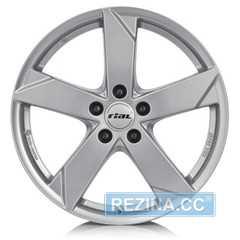 Купить RIAL Kodiak polar silver R16 W6.5 PCD5x120 ET41 DIA67.1