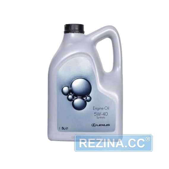 Моторное масло LEXUS Engine Oil - rezina.cc