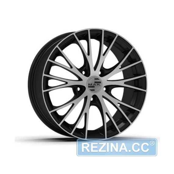 Купить MAK RENNEN Ice Black R18 W8 PCD5x130 ET50 DIA71.6