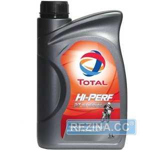 Купить Моторное масло TOTAL Hi-Perf 2T Special (1л)