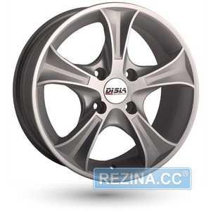 Купить DISLA Luxury 706 FS R17 W7.5 PCD5x112 ET40 DIA67.1