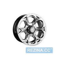 Купить RW (RACING WHEELS) H-276 HS HP R17 W8 PCD6x139.7 ET10 DIA110.5