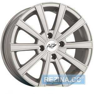 Купить ANGEL Mirage 610 S R16 W7 PCD5x100 ET38 HUB67.1