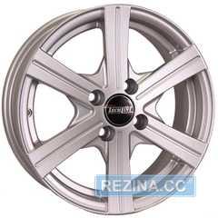 Купить TECHLINE TL 414 S R14 W5.5 PCD4x100 ET43 HUB67.1
