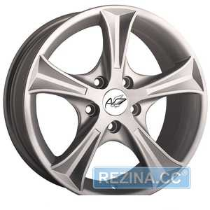 Купить ANGEL Luxury 706 S R17 W7.5 PCD4x108 ET40 DIA67.1