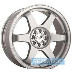 Купить Легковой диск ANGEL JDM 719 S R17 W7.5 PCD4x108 ET35 DIA72.6
