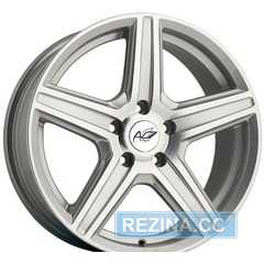 Купить ANGEL Scorpio 704 S R17 W7.5 PCD5x110 ET35 DIA65.1