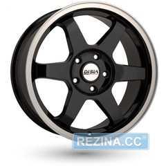 Купить DISLA JDM 719 BD R17 W7.5 PCD5x114 ET35 DIA67.1