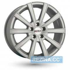 Купить DISLA MIRAGE 510 S R15 W6.5 PCD4x108 ET20 DIA65.1