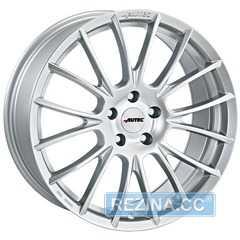 Купить AUTEC Veron Kristallsilber R18 W8.5 PCD5x112 ET45 DIA70.1