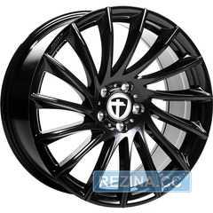 TOMASON TN16 Glossy Black - rezina.cc
