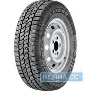 Купить Зимняя шина TIGAR CargoSpeed Winter 225/75R16C 118/116R (под шип)