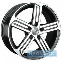 Купить REPLAY VV177 BKF R16 W6.5 PCD5x112 ET50 HUB57.1