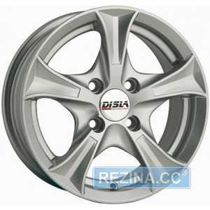 Купить DISLA Luxury 406 S R14 W6 PCD5x100 ET37 DIA67.1