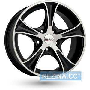 Купить DISLA Luxury 706 BD R17 W7.5 PCD4x114.3 ET40 DIA67.1
