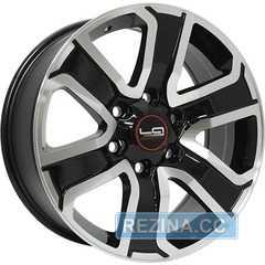 Купить REPLICA TY188 BKF LegeArtis R18 W7.5 PCD6x139.7 ET25 DIA106.1