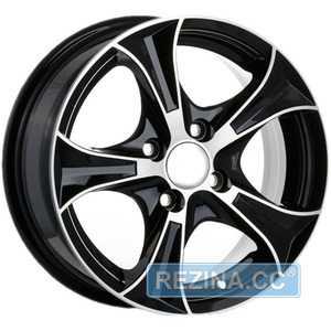 Купить ANGEL Luxury 306 BD R13 W5.5 PCD4x98 ET30 DIA58.6