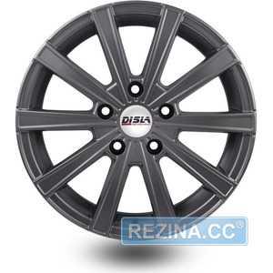 Купить DISLA Turismo 720 GM R17 W7.5 PCD5x114.3 ET40 DIA67.1