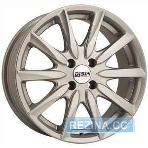 Купить DISLA RAPTOR 602 S R16 W7 PCD5x105 ET38 DIA56.6
