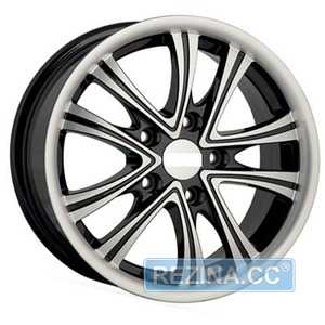 Купить ANGEL Evolution 608 (BD) R16 W7 PCD5x100 ET38 DIA67.1