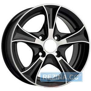 Купить ANGEL Luxury 506 BD R15 W6.5 PCD5x108 ET35 HUB63.3