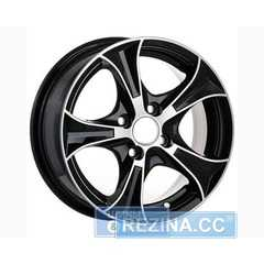 Купить ANGEL Luxury 406 (BD) R14 W6 PCD5x100 ET37 DIA57.1
