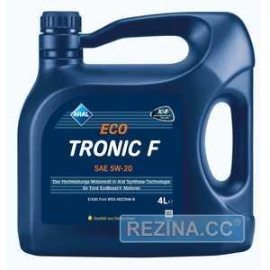 Купить Моторное масло ARAL Eco Tronic F 5W-20 (4л)