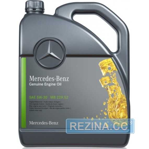 Моторное масло MERCEDES-BENZ Engine Oil 229.52 - rezina.cc