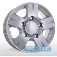 Купить STORM WR 604 Silver R16 W6.5 PCD5x120 ET51 DIA65.1