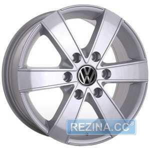 Купить REPLICA VOLKSWAGEN BK474 S R15 W6.5 PCD6x130 ET54 DIA84.1