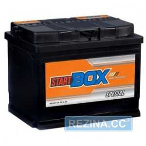 Купить Аккумулятор StartBOX Special 6СТ-50 400EN L