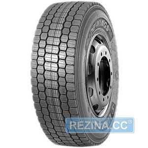 Купить Грузовая шина LINGLONG LDL186 (ведущая) 315/80R22.5 156/150L