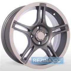 Купить Легковой диск STORM YQ-845 GMLP R15 W6.5 PCD4x100 ET40 DIA67.1