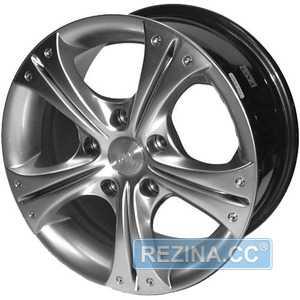 Купить RW (RACING WHEELS) H-253 HS R13 W5.5 PCD4x98 ET38 DIA58.6