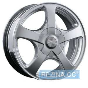 Купить RW (RACING WHEELS) H-340 HS R13 W4.5 PCD8x100/114. ET43 DIA69.1