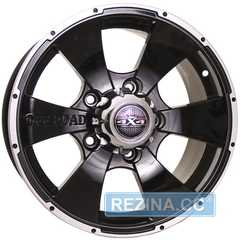 Купить TECHLINE 652 BD R16 W7.5 PCD6x139.7 ET10 DIA110.1