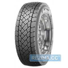 Купить Грузовая шина DUNLOP SP 446 (ведущая) 315/60R22.5 152/148L